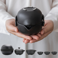 TANGPIN ceramic teapot gaiwan teacups a tea sets portable travel set with bag