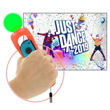 NS Taiko No Tatsujin Game Light Drum Sticks Nintend Switch Joy-con JUST DANCE 2019 Handle Holder Controller For Nintendo Switch alloyseed motion sensing game controller for taiko drum game drumstick kinect handle set hand grip gamepad for nintend switch ns