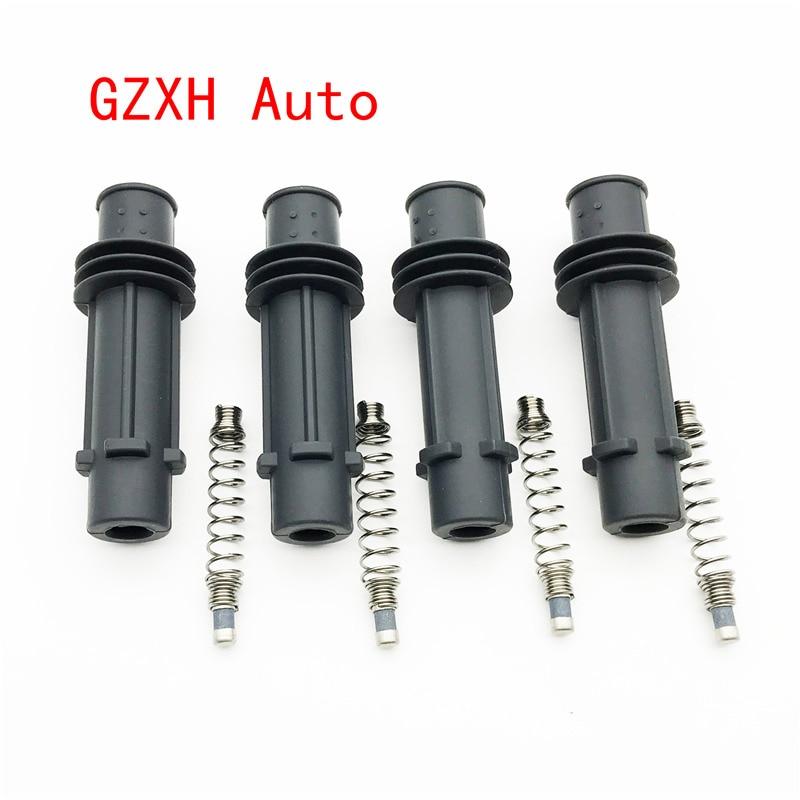 4 pc Denso Ignition Coils for Honda Civic 1.7L L4 2001-2005 Direct Plug On ci