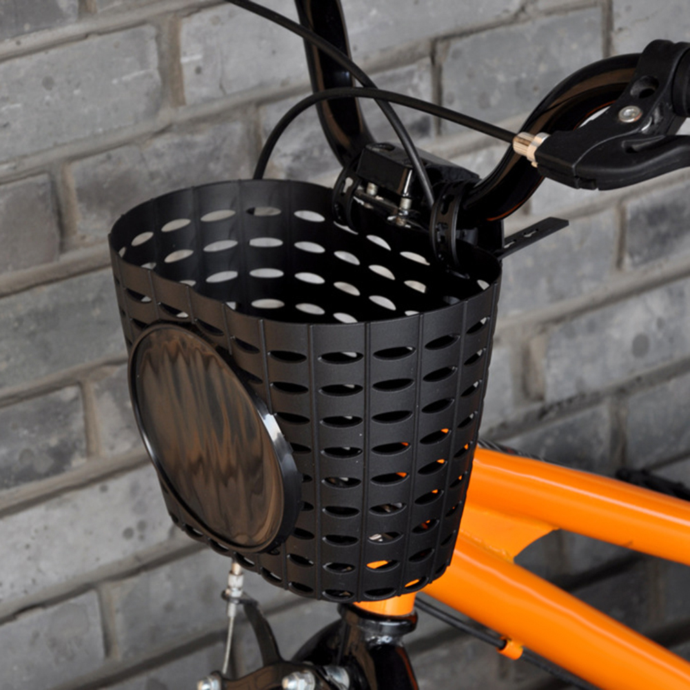 Bicycle Basket Children Bike Tricycle Scooter Supplies Handlebar Carrier Outdoor Cycling Storage Front Shopping Kids Accessories(China)