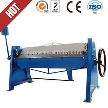 Sheet metal manual folding machines, mini manual sheet metal bending machine