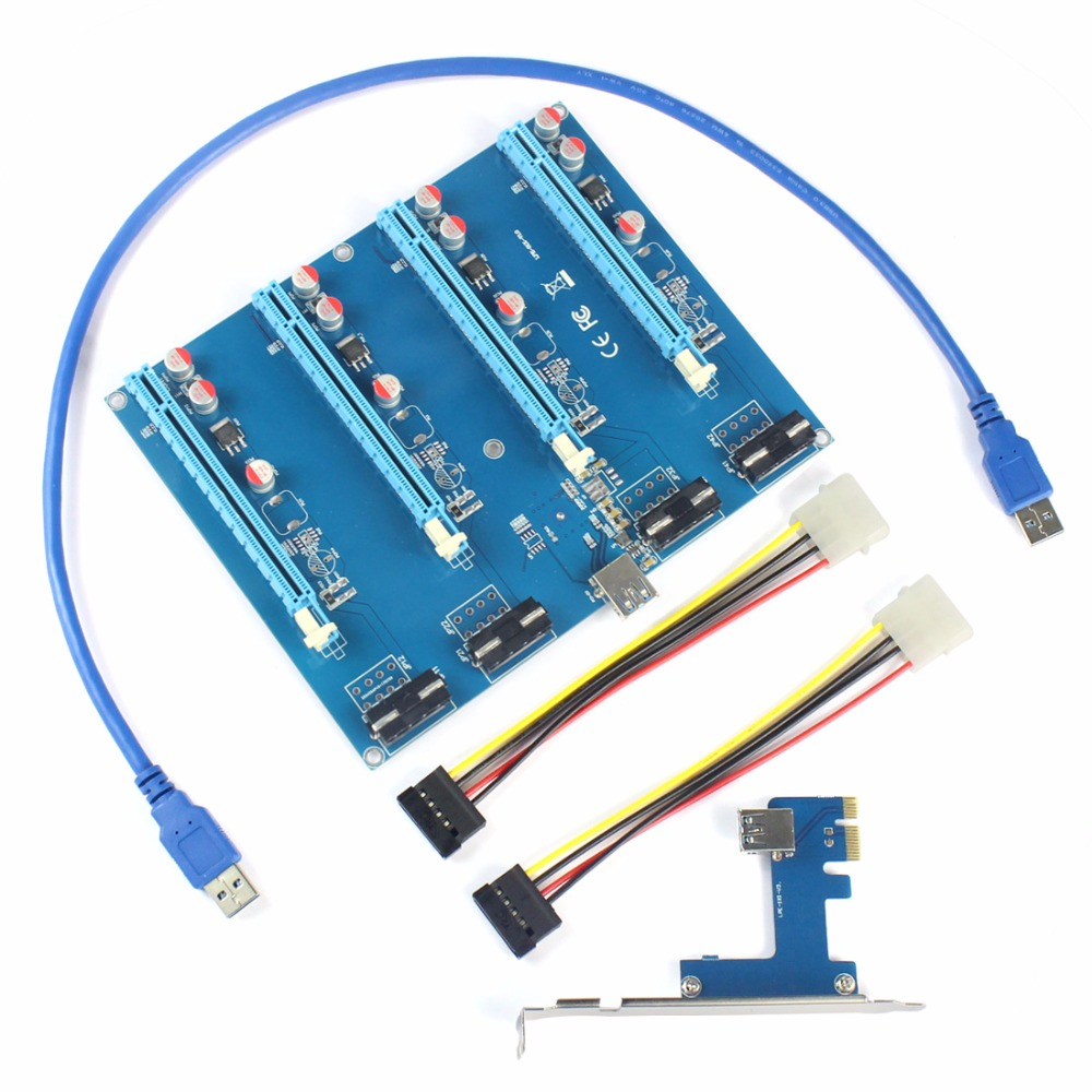 PCI-E Adapter Card 1...