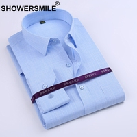 Bamboo Fiber Shirt Mens Long Sleeve Slim Fit Formal Party Dress Shirt Korean Fashion Top Cotton