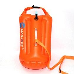 Outdoor Rafting wodoodporna sakwa wodoodporny PVC Survival Float składany basen nadmuchiwany worek do przechowywania Ocean plecak do podróży