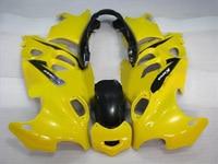 Yellow/black ABS Fairing for Suzuki GSX600F GSX750F 97 98 99 00 01 02 03 04 05 06 GSX 600F 750F Katana