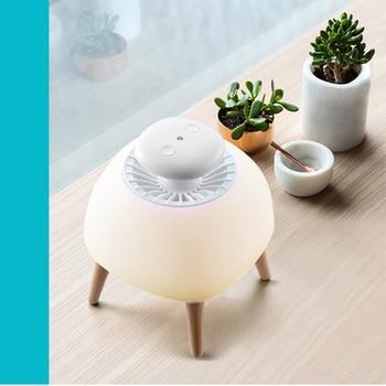 Интеллектуальное управление светом, бесшумное бионическое УФ-отопление, убийца комаров, ночное освещение -- M25