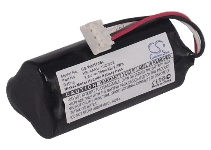HS75 1531582 Batteria 1400mAh 3.7V Li-Po per Wella Xpert HS71 1//UR18500L