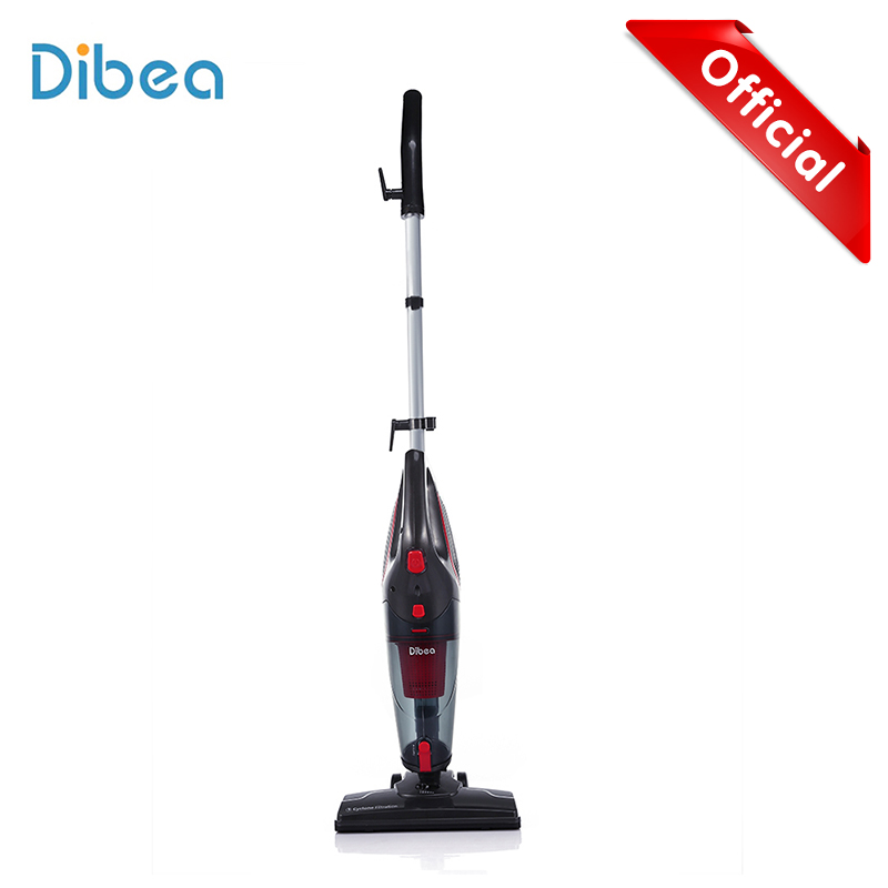 Dibea SC4588 Official 2 In 1 Cord Stick Handheld Dust Collector Vacuum Cleaner Multifunctional Brush Household Aspirator цена и фото