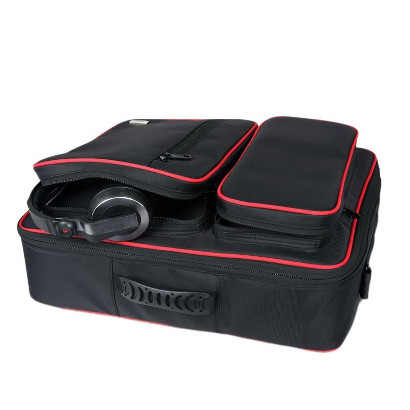 Nouveau sac Bubm pour Htc Vive, Htc Vive Vr, Console de jeu Protection de stockage Gamepad sac mallette de voyage sac