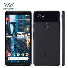 Оригинальная версия ЕС Google Pixel 2 XL 6,0 ''Восьмиядерный 4G LTE Android 8. 0 2880*1440 4 Гб ram 64 Гб 128 ГБ rom