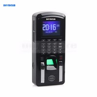 Biometric Fingerprint Access Controller And Attendance TCP IP With RFID ID Card Reader USB MF151