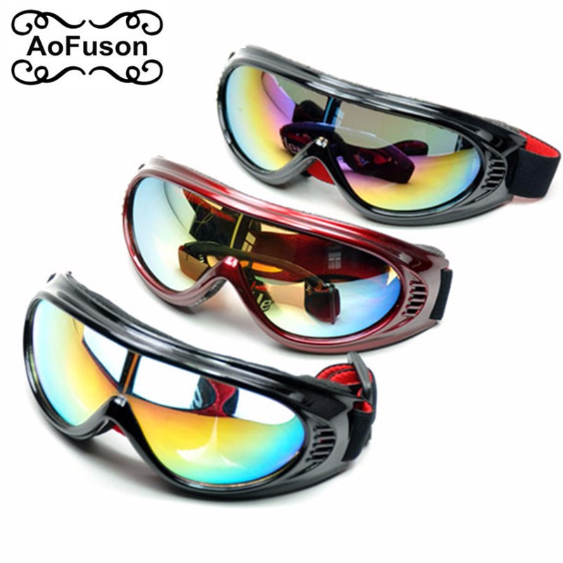 1d21fdad1b Kids Ski Snowboard Goggles Snow Children Glasses Snowmobile Boys Girls  Motocross Photochromic UV400 Skibril Skiing Eyewear esqui-in Skiing Eyewear  from ...