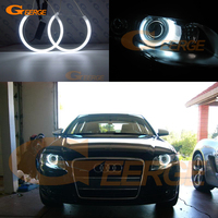 For Audi A4 S4 RS4 2005 2006 2007 2008 2009 Xenon Headlight Excellent Angel Eyes Ultra