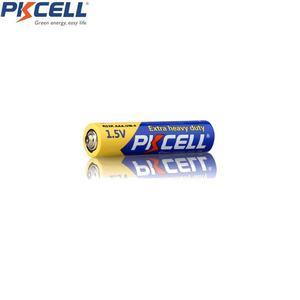 Image 2 - 120Pcs Pkcell Aaa R03P Primaire Batterij Carbon Zink Batterij 1.5V 45Min Gelijk Aan UM4 MN2400 LR03 SUM4 LR3 Voor Camera Radio Speelgoed