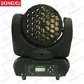 SONGXU Beam Moving Head 36x3W LED Beam Moving Head Light for DJ Party Disco Nightclub Bar/SX-MH3603B
