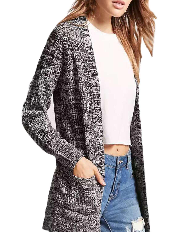 Vintage Solide Wolle Strickjacke Mäntel Frauen 2019 Herbst Winter Beiläufige Lose Sexy V-ausschnitt Langarm Blends Wolle Mantel Plus Größe Herrenbekleidung & Zubehör