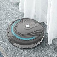 2 In 1 Rechargeable Floor Sweeping Robot Dust Catcher Intelligent Auto Induction Floor Sweeping Robot Vacuum Cleaner|Hand Push Sweepers|Home & Garden -