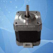 6pcs/lot Nema 17 Stepper Motor bipolar 4 leads 48mm 73 oz-in 3D printer  stepper motor factory price