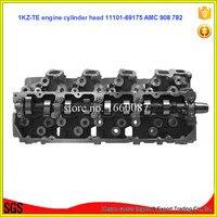 Выполните 1KZ TE головки цилиндров в сборе с распределительного клапаны для Toyota Land Cruiser Prado 11101 69175