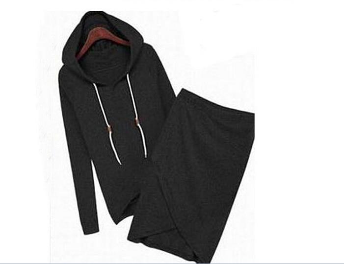 Women baseball jacket casual sweat skirt suits sport sweatshirt shorts tracksuits animal hoodies dress suit Fast shipping in Hoodies amp Sweatshirts from Women 39 s Clothing