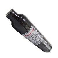 Acecare HPA 4500PSI Mini 0.5L 500CC Piantball PCP Tank Carbon Fiber Air Bottle Black Color Drop Shipping