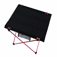 Outdoor Ultra-light Aluminum Alloy Folding Table Waterproof Portable Folding Table Desk For Picnic Camping Drop Shipping