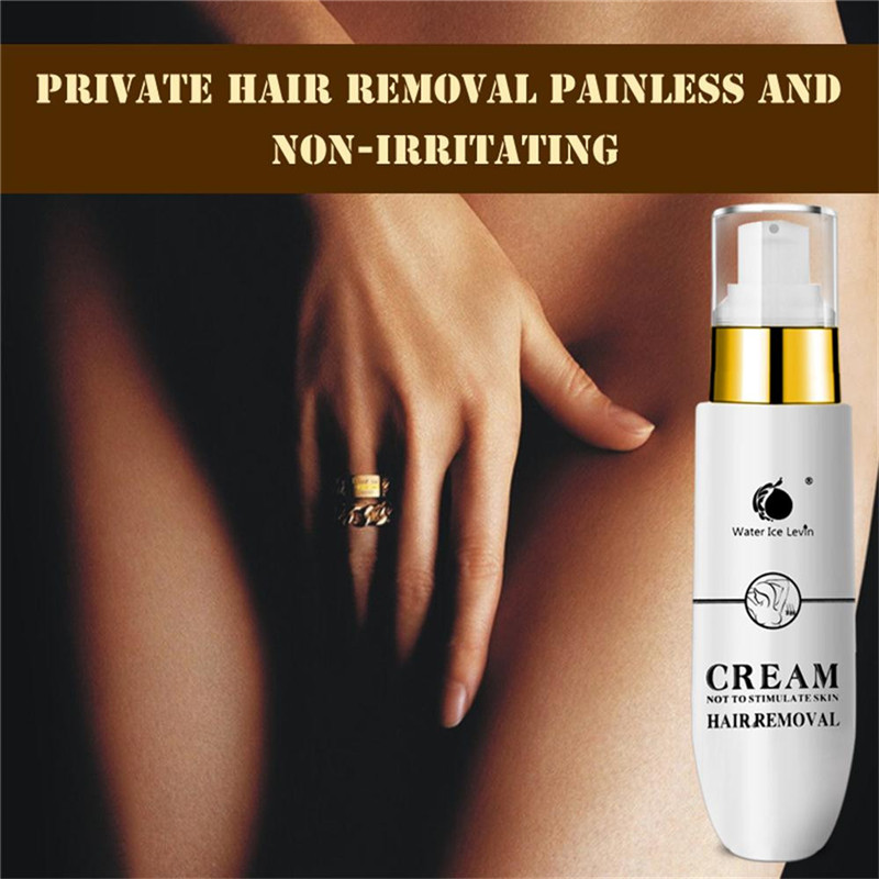Whitening Painless Hair Removal Private Parts Underarm Hair Removal cera depilatoria systemic Hair removal cream #61425 ...