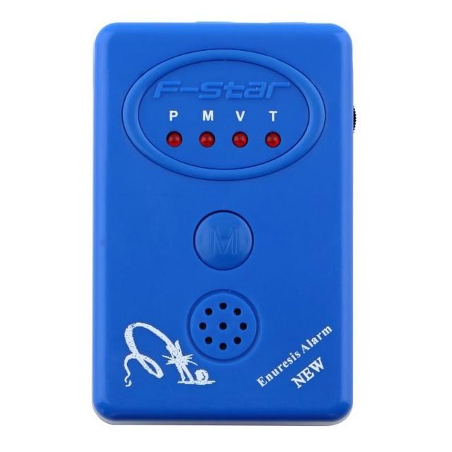 2015 venta limitada Pee alarma bebé del panal del pañal bebé adultos Enuresis Enuresis orina Enuresis recordatorio mojado + Sensor con abrazadera