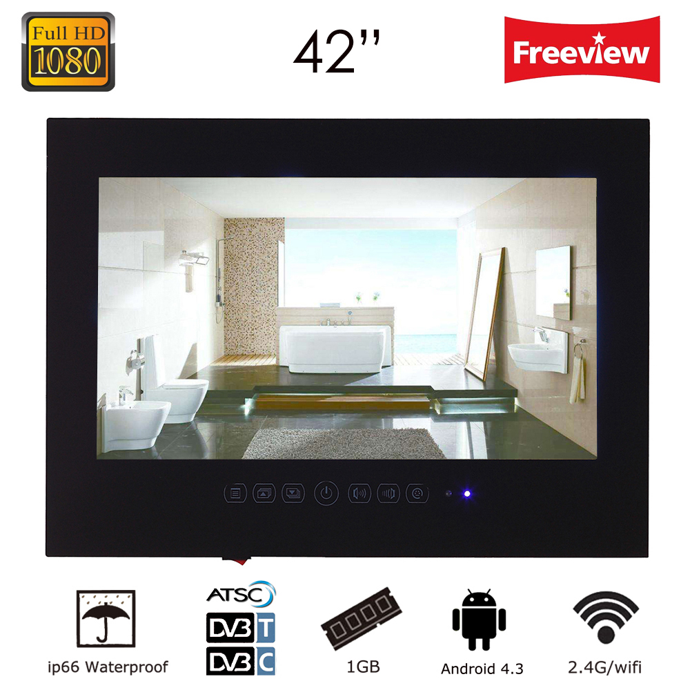 Souria 42 inch Android 4.2 Smart WiFi 1080HD Full HD Frameles