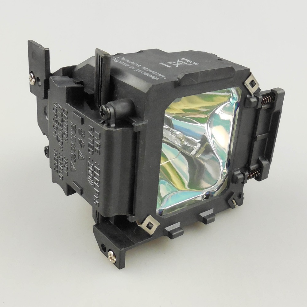 Replacement Projector Lamp ELPLP15 / V13H010L15 For EPSON EMP-600/EMP-800P/EMP-800UG/EMP-810P/EMP-811/EMP-811P/EMP-820/EMP-820P metting joura vintage bohemian ethnic tribal flower print stone handmade elastic headband hair band design hair accessories