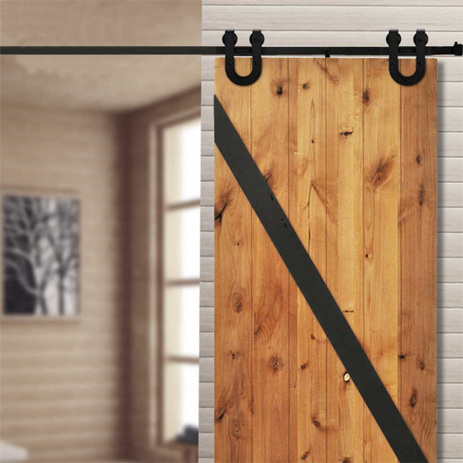 Building Interior Barn Door