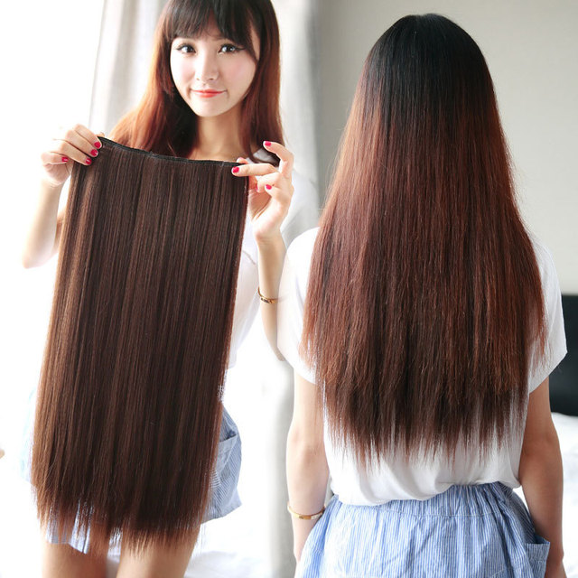 Free Shipping Promotion 5 Clip In Hair Extensionhair Pieces One