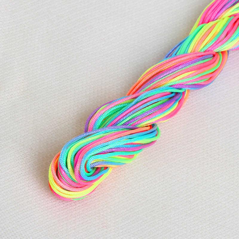 Beadia 24 метра смешанные цвета полиэстер все назначения Швейные катушки с нитками набор Горячий