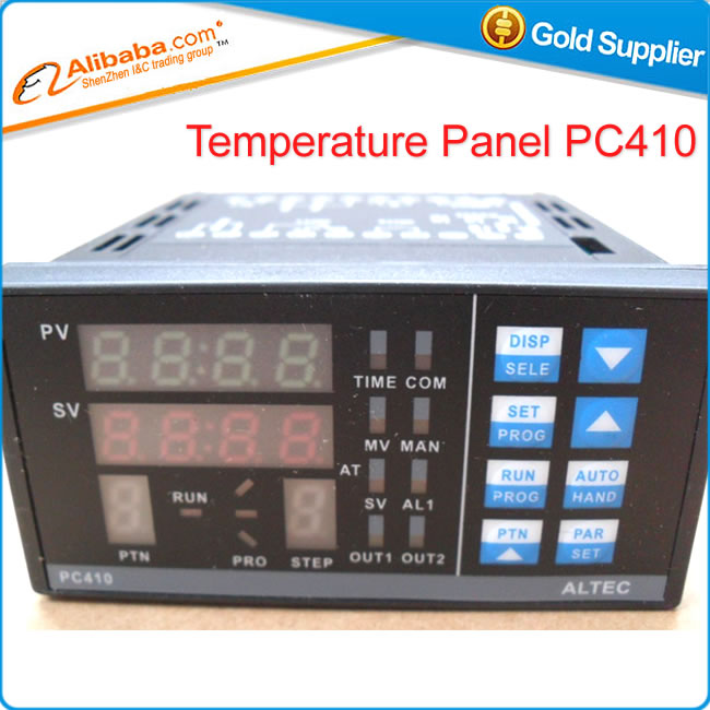Free Shipping Hot selling Temperature Control Panel PC410 with RS232 Communication Module for BGA rework station xbl c21a ls xgb series 232 communication module new