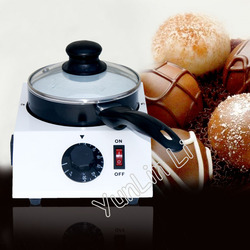 Chocolate Melting Pot Electric Single Cylinder Chocolate Furnace Chocolate Stove Machine D20049
