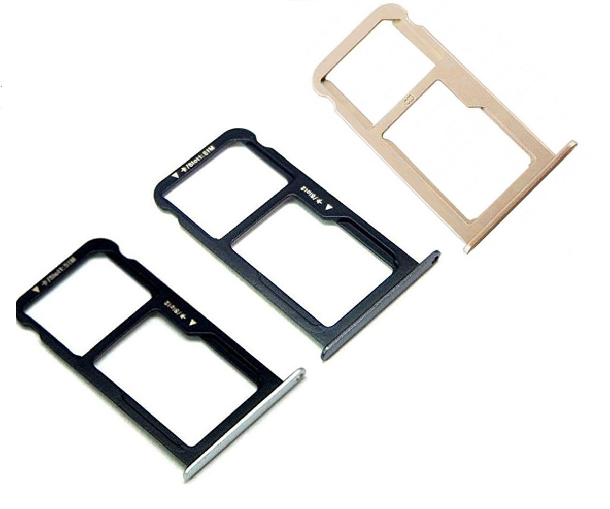 OEM SIM Card Tray Holder Slot Spare Part for Huawei P9 Lite