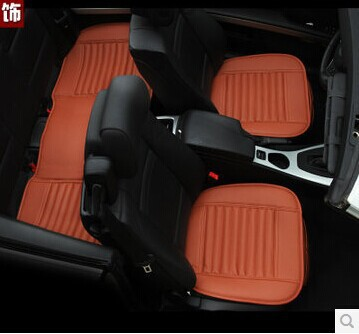 Image 4 - Car seat cushion spring and summer single cushion four seasons general seat leather Car Auto Interior Accessories Styling-in Automobiles Seat Covers from Automobiles & Motorcycles