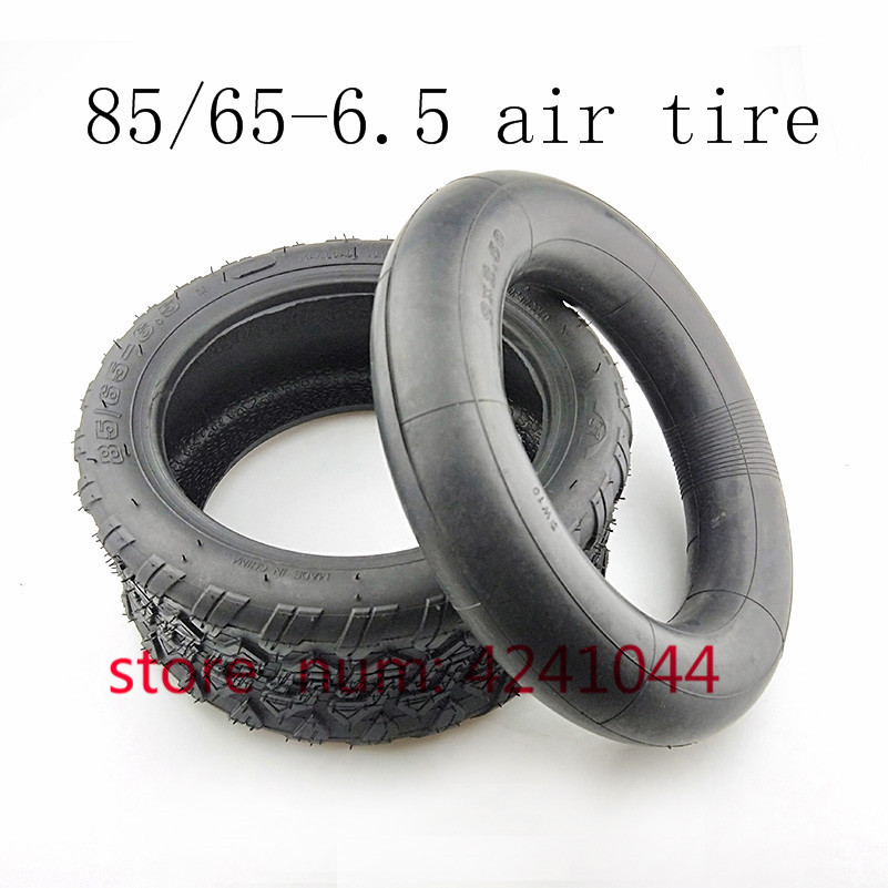 Scooter Off Road Tire Electric Balance Car Tyre Tubeless 85//65-6.5  70//65-6.5