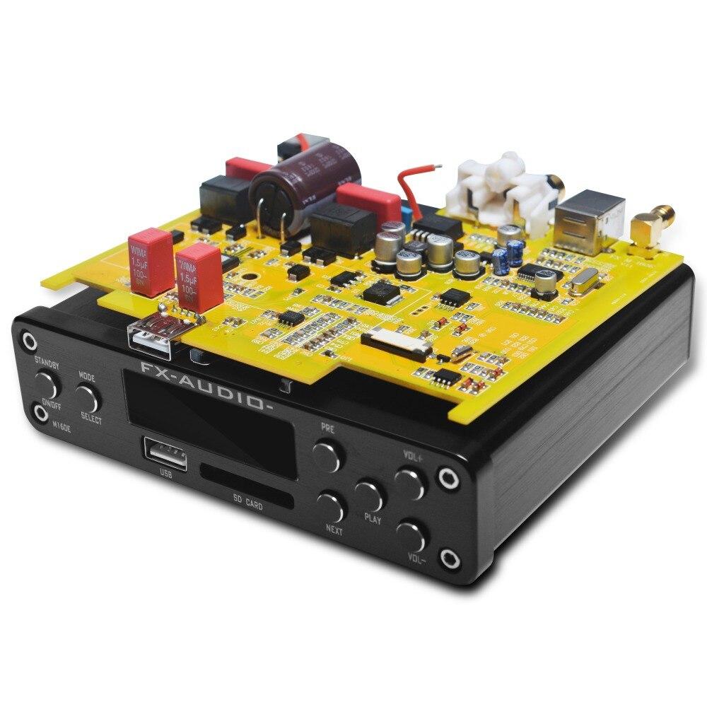 APX / WMA / WAV / FLAC / MP3 2 * 160W üçün FX-Audio M-160E - Evdə audio və video - Fotoqrafiya 3
