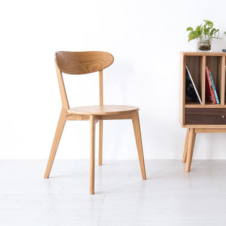 US $299.0 |Legno massello sedia da pranzo in stile Nordico sedia  dell\'hotel-in Sedie da pranzo da Mobili su Aliexpress.com | Gruppo Alibaba