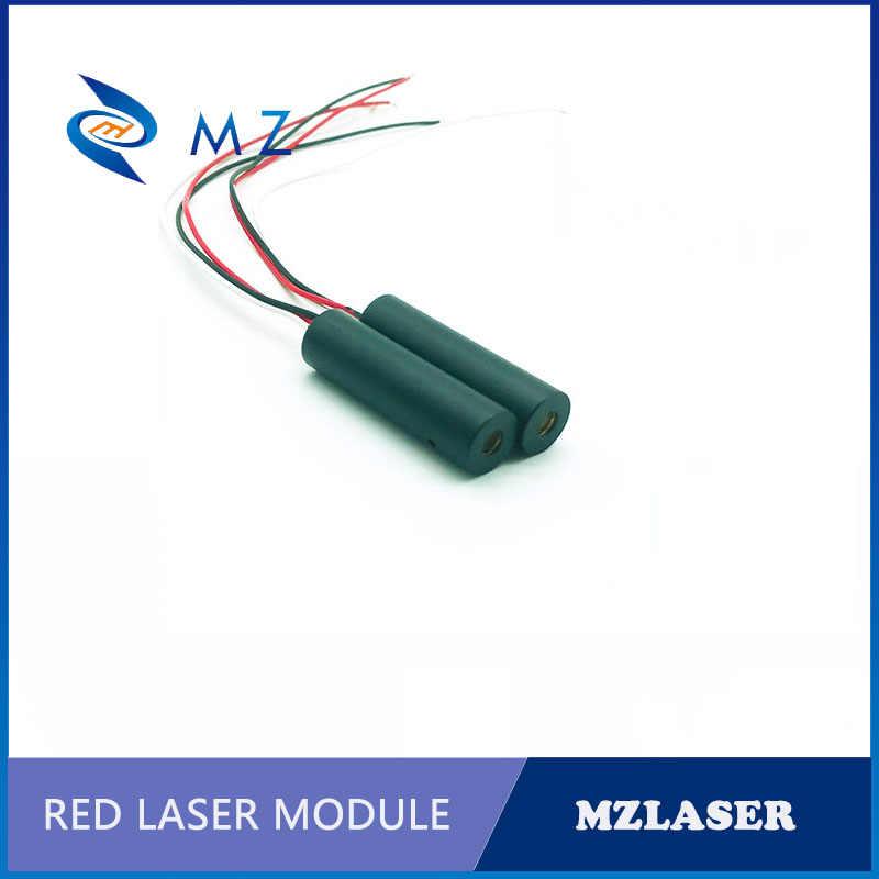 PWM control láser 8MM 635NM 1 MW/5 MW/10 MW grado industrial APC drive de rojo punto módulo láser