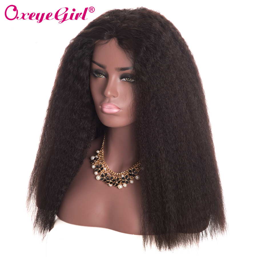 150 180 Density Lace Front Human Hair Wigs For Women