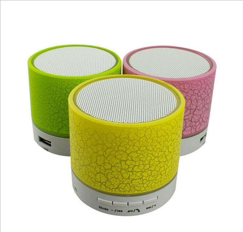 Ollivan A9 LED Bluetooth Speaker Mini Speakers Hands Free Portable Wireless Speaker With TF Card Mic USB Audio Music Player (14)