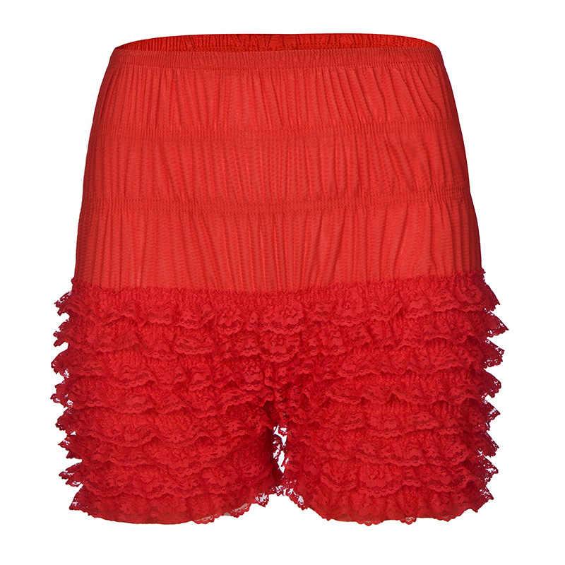 e641e4241461 ... Muliti Layered Underwear Lingerie Lace Panties Women Ruffle panties  tanga dance bloomers Sissy Frilly Knickers Pettipants ...