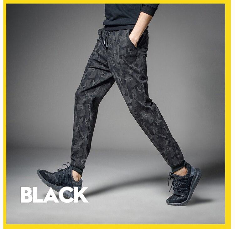 T-Bird 17 New Pattern Casual Men s Pants Cool Fashion Camouflage Slim Spring Style Pencil Pants Hip Hop Trousers Men M-5XL LXS 8