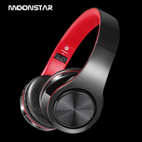 Hot Sell Bluetooth 4 2 Wireless Headphones Casque Sans Fil Super Bass Sports Headphones Support TF