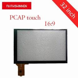 32 cal 16:9 wysokiej jakości wielu przewidywane pojemnościowy ekran dotykowy panel