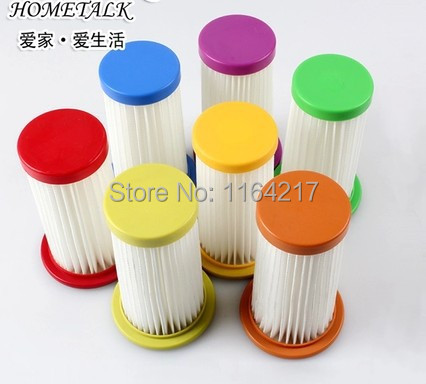 wholesale 20pcs/lot Vacuum Cleaner hepa Filter for Philips FC8262/02 FC8274 FC8276 Replacement ,Colors random delivery! 7pcs lot vacuum cleaner hepa filter for philips electrolux replacement motor filter cotton filter wind air inlet outlet filter
