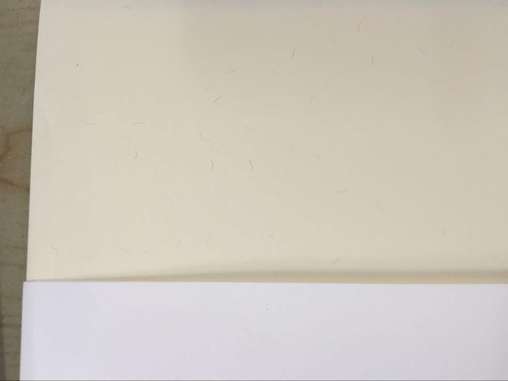 200 pcs print paper A4,85g 75% cotton 25% linen paper,ivory color