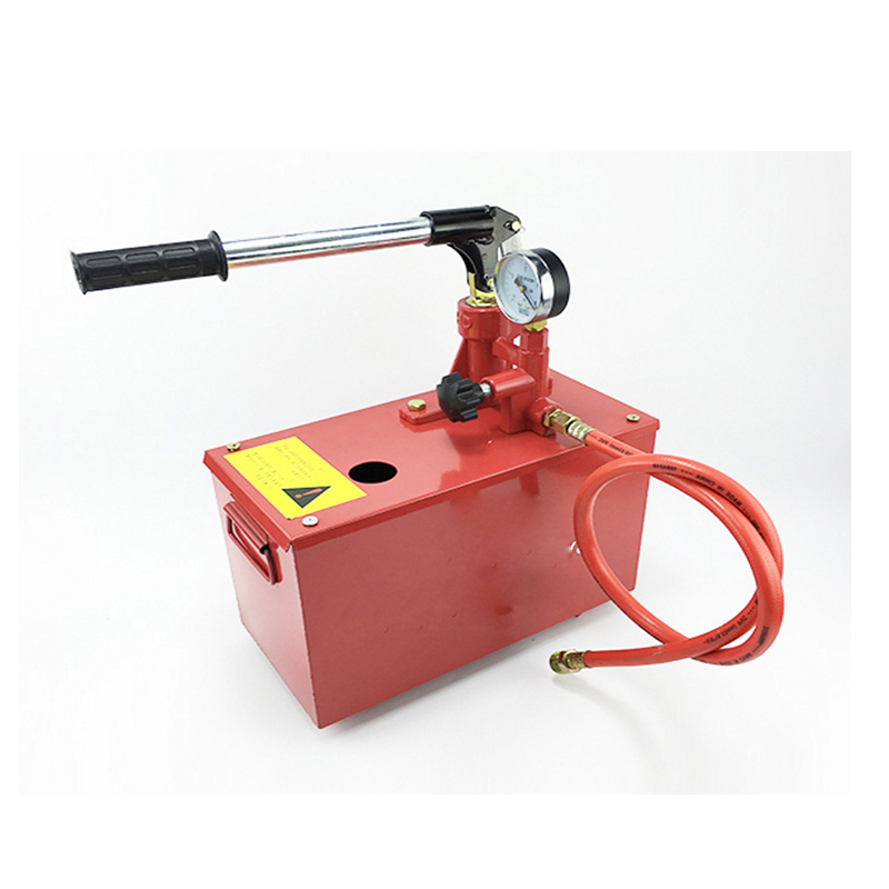 Pompe dessai de pression de tuyau SY-40Pompe dessai de pression de tuyau SY-40